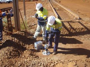 LWD Rail Subgrade Geotech