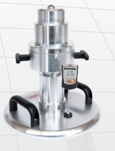 HMA Hot Mix Asphalt Zorn AT 3000 GPS for measuring asphalt Stiffness A