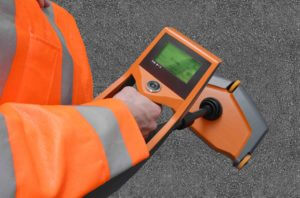 Asphalt Thickness & Concrete Thickness and Depth Test MIT-SCAN-T3