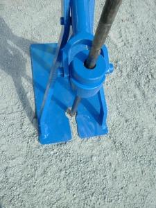 PANDA Dynamic Cone Penetrometer DCP Mechanical Rod Extractor