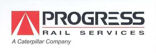 Progress Rail Services - a Caterpillar Company
