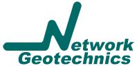 Network Geotechnics