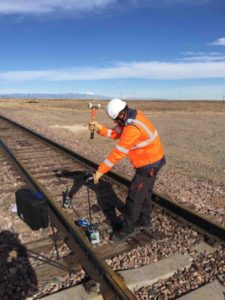 PANDOSCOPE Railway track characterization, ballast & formation condition assessment -coupled use PANDA DCP and Geo-endoscopy
