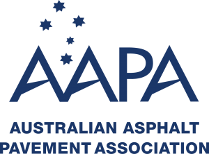 AAPA Australian Asphalt Pavements Association Logo