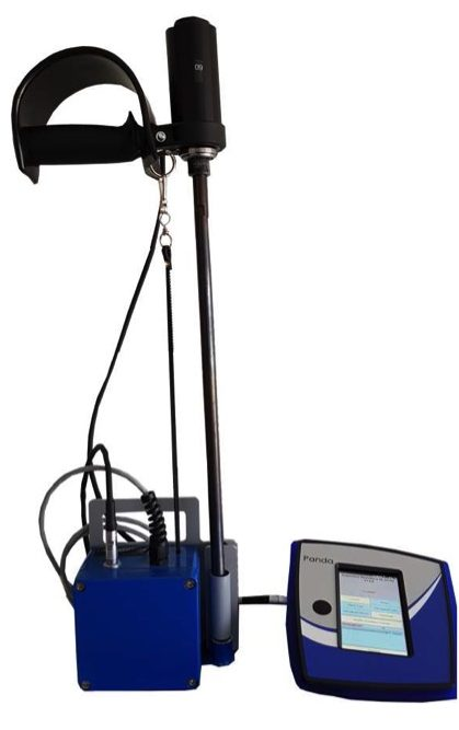 How To Test A Ballast >> Dynamic Cone Penetrometer (DCP) - Soil Investigation ...
