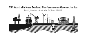 Geomechanics Conference Australia New Zealand 13th ANZ Geomechanics Conference Logo